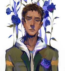 Sad Lance (Voltron) by LadyShalirin