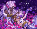 Eternal Princess Allura and Princess Pidge