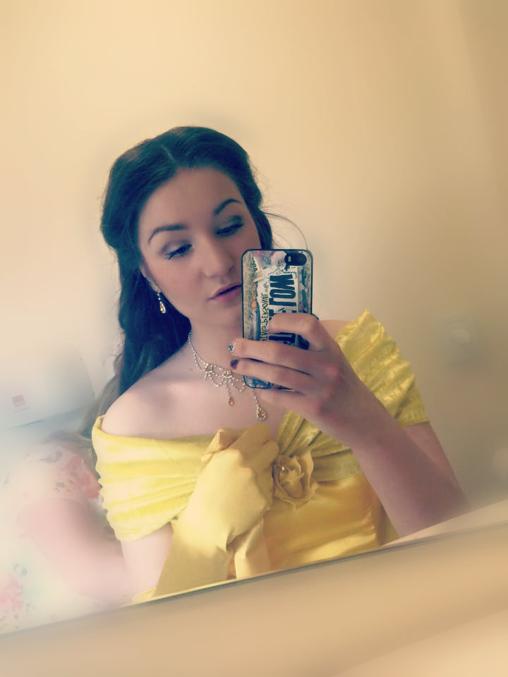 Belle again! by KatintheAttic