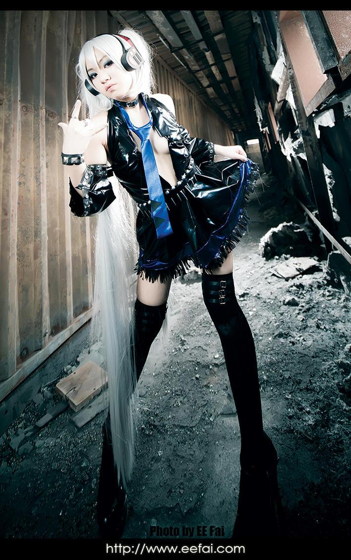 Hagane Miku Hatsune Cosplay 20 - 249.3KB