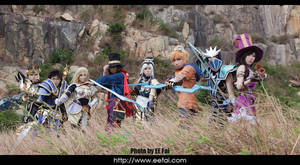 League of Legends  LOL Cosplay