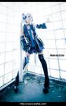 Hagane Miku     Hatsune Cosplay 44