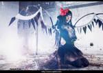 Akemi Homura Demon Cosplay 20