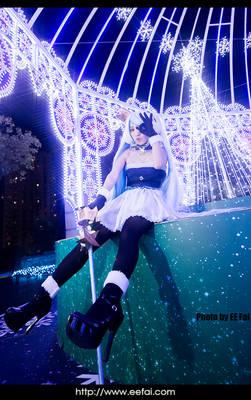 Snow Miku 2014 Candidate Cosplay 48