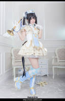 LoveLive Nico Cosplay 09 by eefai
