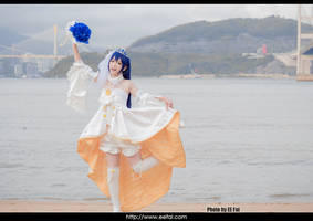 LoveLive Umi Cosplay 38
