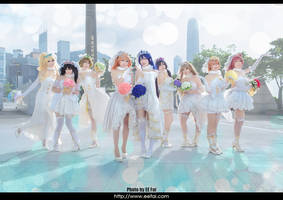 LoveLive Cosplay 02