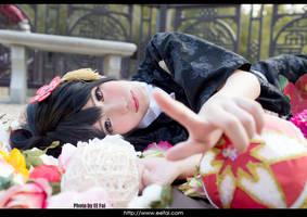 LoveLive Nico Cosplay 10