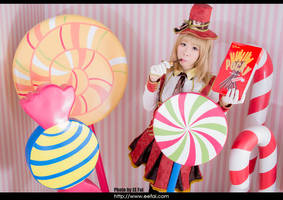 Shironeko Project Cosplay 11