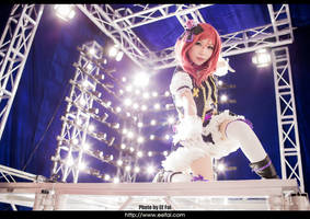 LoveLive No Brand Girls Cosplay 012