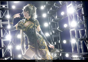 LUO TIANYI Cosplay 12 by eefai