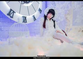 Kurumi Tokisaki DATE A LIVE Lolita Cosplay 19