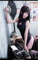 Akemi Homura Cosplay 17 by eefai