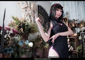 Akemi Homura Cosplay 18 by eefai