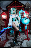 Onmyoji Cosplay 03 by eefai