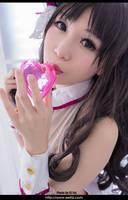 Fate Rin Tohsaka Maid Cosplay 01