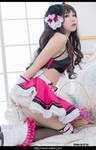 Fate Rin Tohsaka Maid Cosplay 08
