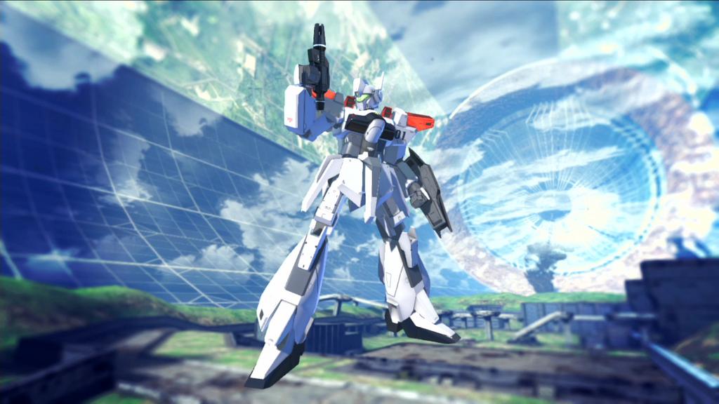 Gundam Breaker 2 - Patlabor by lordvipes