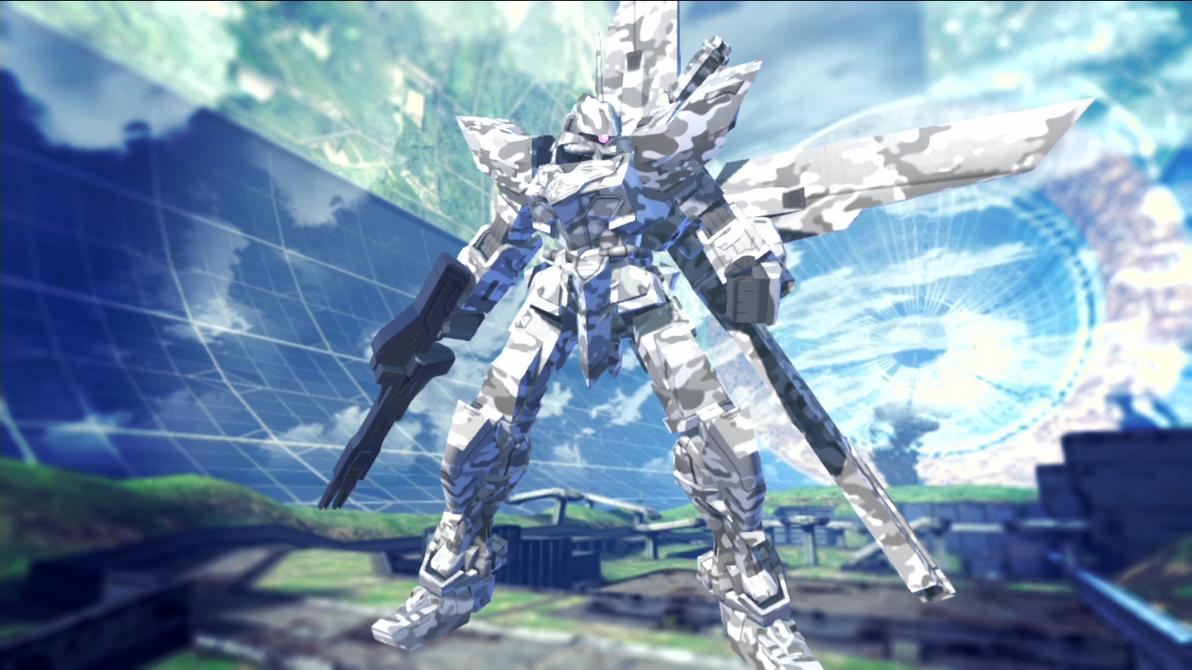 Gundam Breaker 2 - Sutradoga by lordvipes