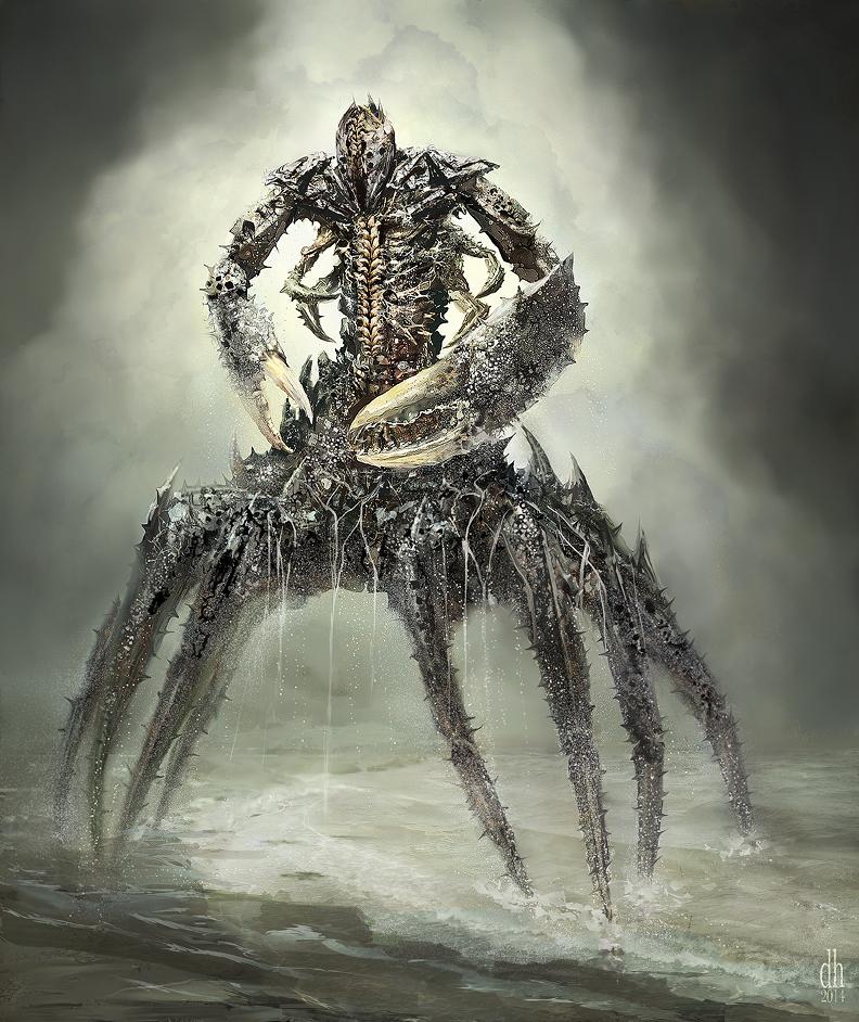 Los 12 monstruos del Zodíaco Cancer_by_orion35-d8561to