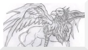 Griffin by caitiedidd