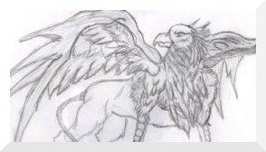 Griffin by caitiedidd
