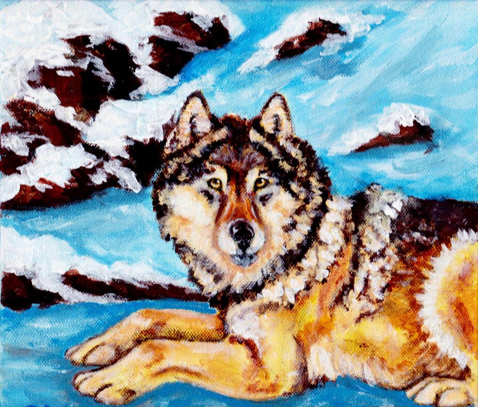 Timberwolf by caitiedidd