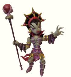 Evil-Lyn by planetbryan