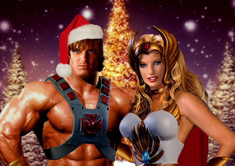 He-Man and She-Ra Christmas Special by planetbryan on DeviantArt