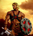 He-Man Dawn of Eternia