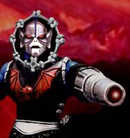 Hordak Evil Ruler of Despondos by planetbryan