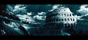 First matte painting