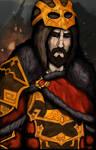 Baldurs Gate Custom Portrait