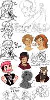 Sketch Dump 7