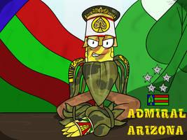 Admiral Arizona by Nyanbonecrush