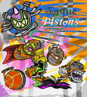 The Torque Pistons by Nyanbonecrush