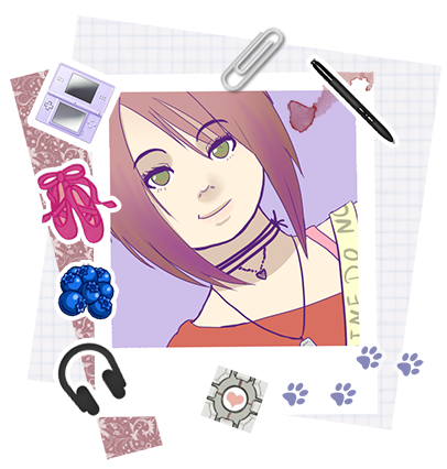 New scrapbook ID by Rommie-rin