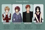 TV Tropes Meme by Rommie-rin