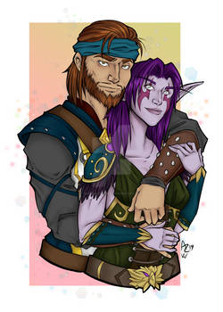 Commish: Jander and Mina