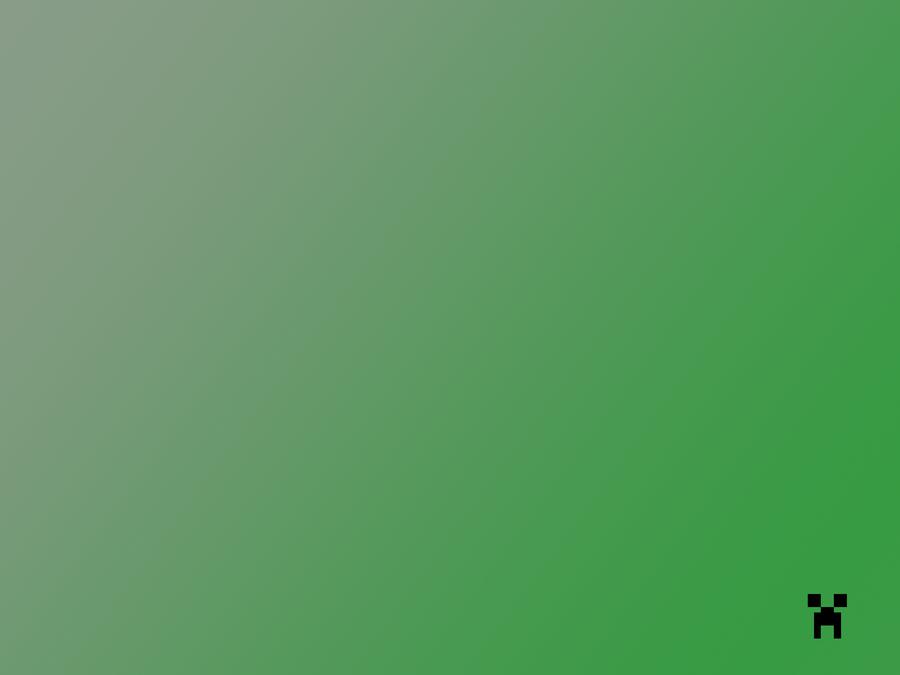 Minecraft Creeper Wallpaper By Pyrah