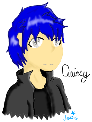 Quincy by AuraLeighDragon