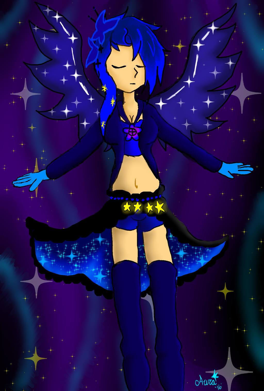 Twin Stars: Nova by AuraLeighDragon
