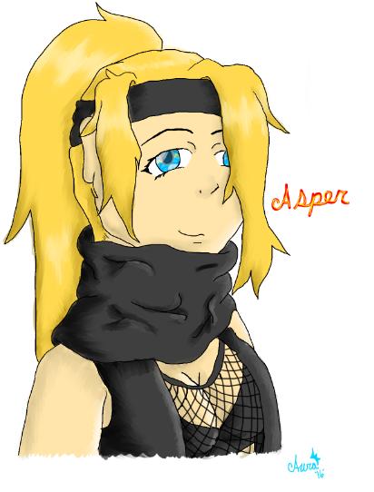 Asper Ryne by AuraLeighDragon