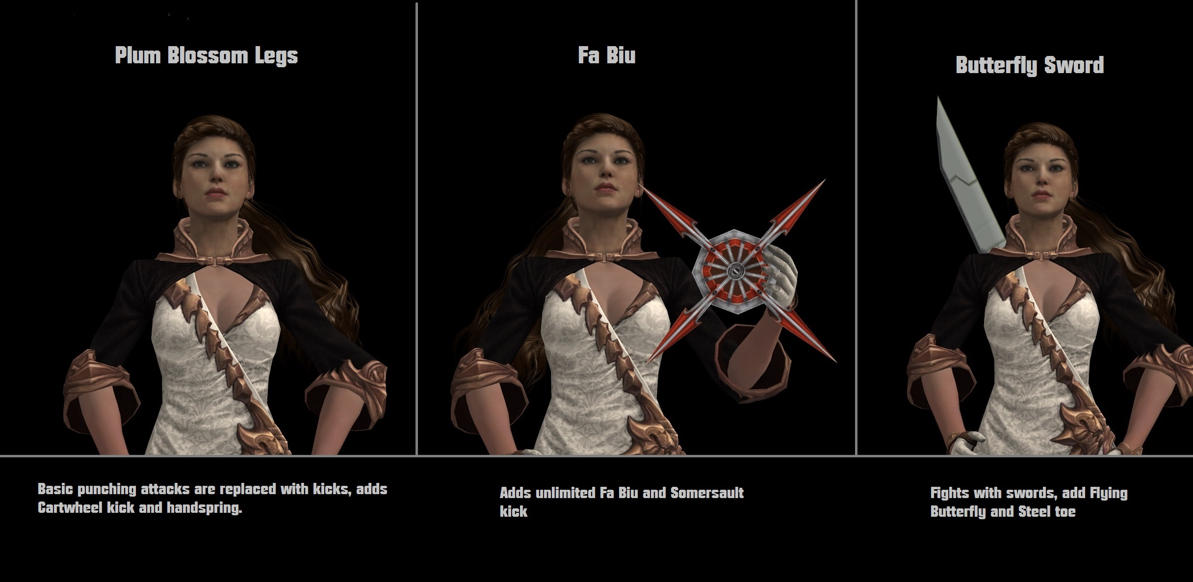 Mortal Kombat OC Madeline  Variations By Sierra53cx On DeviantArt