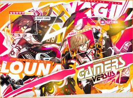 [Collab] Gamers Versus - NAGI X LOUNA by NVGI