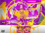 [HBD] Nogi Queen [Collab Nagi x Katsuki]