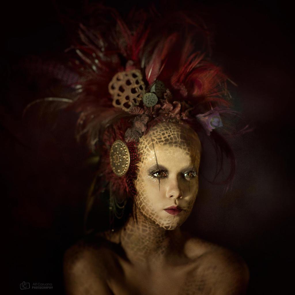 Dark Fae II by Genevieve-Amelia on DeviantArt