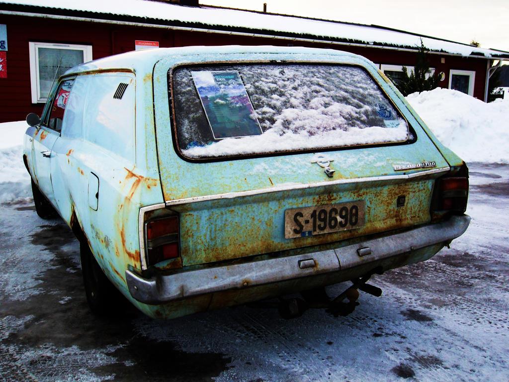 Rusty Opel