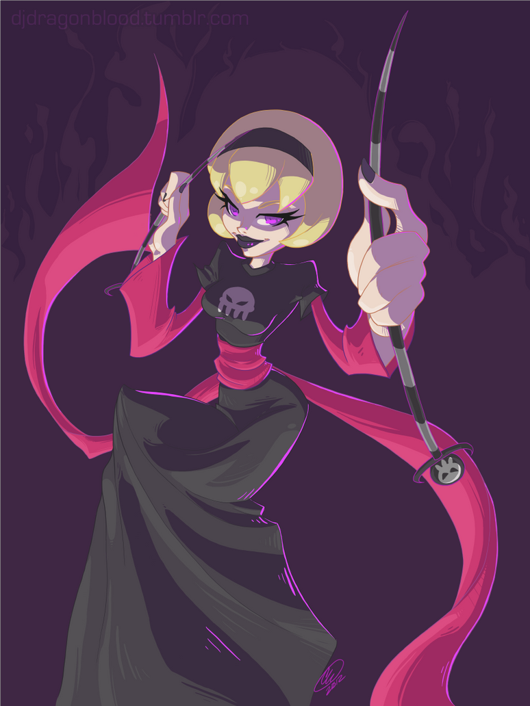 Dark Rose by djdragonblood