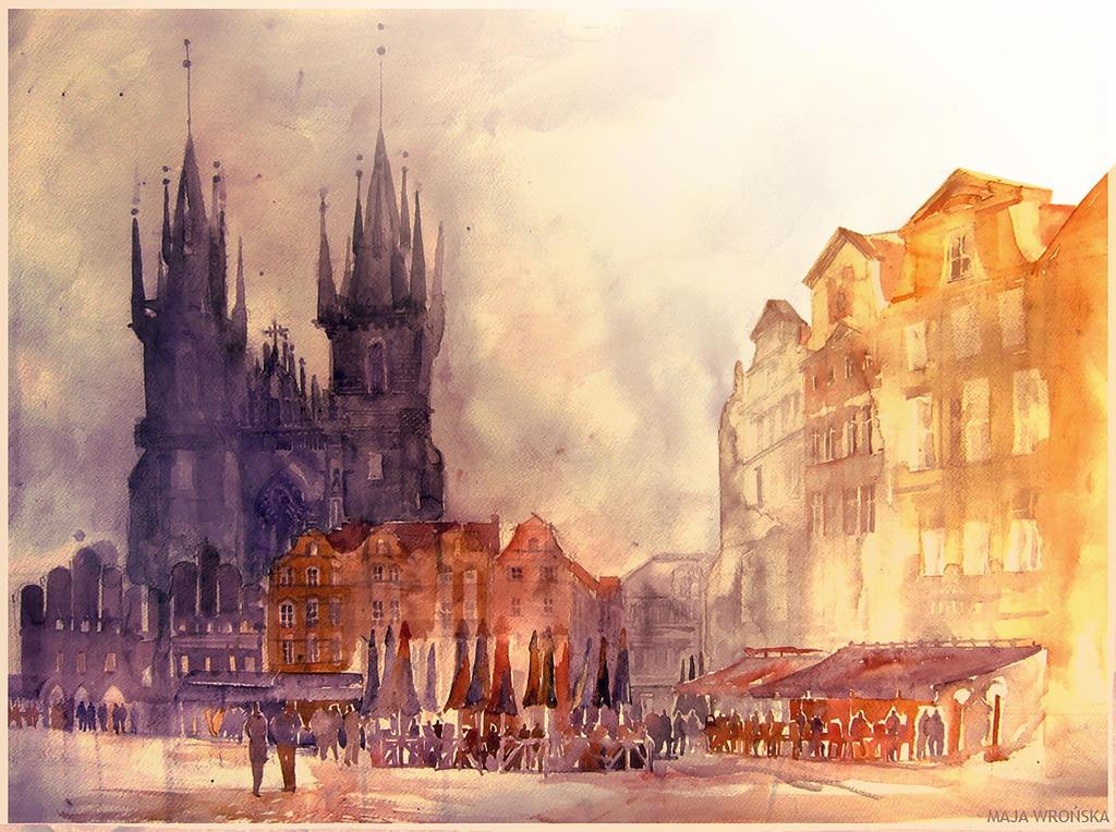 Praha by takmaj